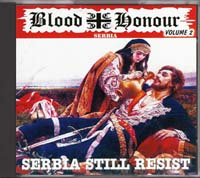Blood & honour Serbia Vol.2 - Click Image to Close